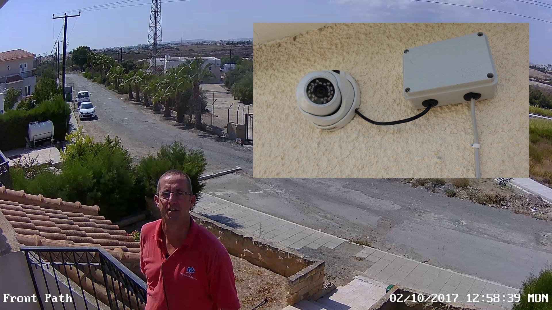 Reolink Rlc 420 Super Hd Poe Security Camera Installation